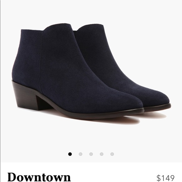 e58d2c3c342 Thursday Boot Company $149 Downtown Midnight Boots